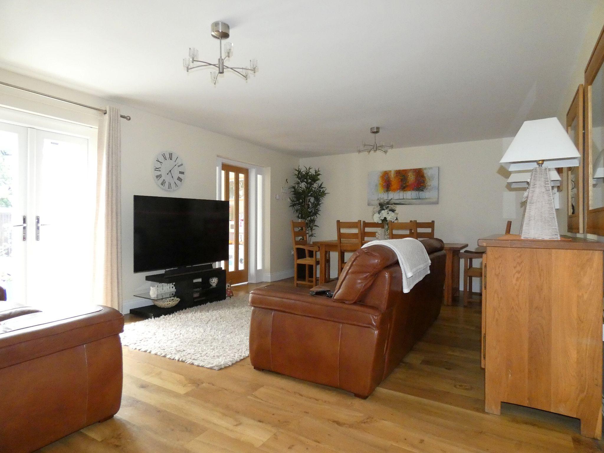 4 bedroom detached house Sale Agreed in Bishop Auckland - Kitchen Diner/Family Room.