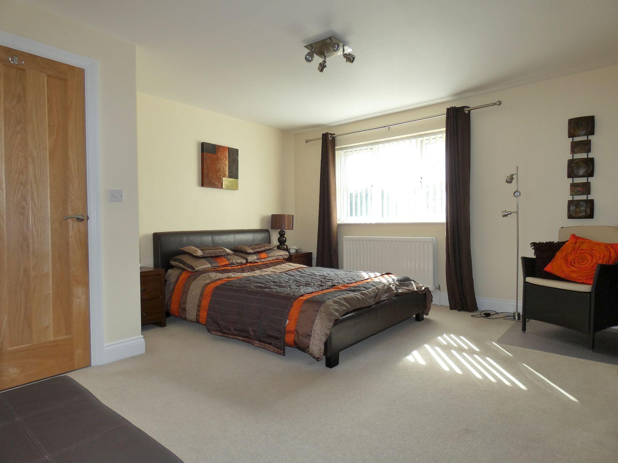 4 bedroom detached house Sale Agreed in Bishop Auckland - Master Bedroom.