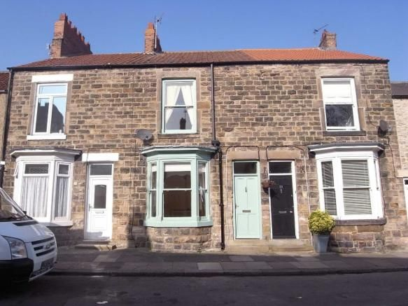 3 bedroom mid terraced house For Sale in Heighington - Front Elevation.