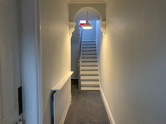 3 bedroom mid terraced house Sale Agreed in Bishop Auckland - Entrance Hallway.