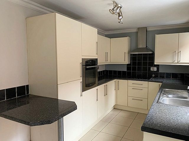 3 bedroom mid terraced house Sale Agreed in Bishop Auckland - Breakfasting Kitchen.