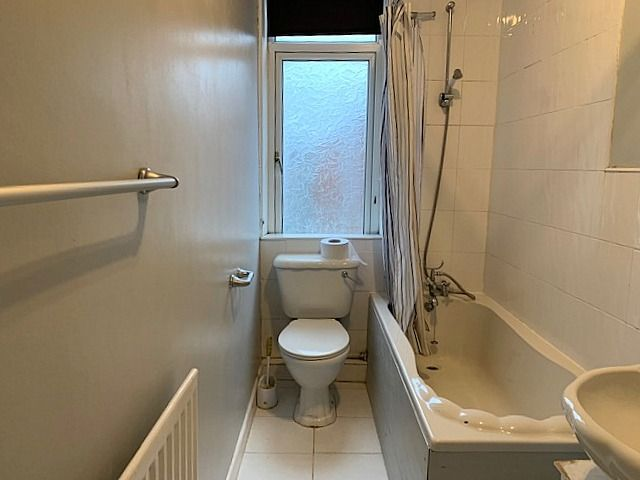 3 bedroom mid terraced house Sale Agreed in Bishop Auckland - Family Bathroom.