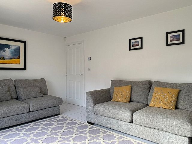 4 bedroom detached house For Sale in Stainton,  Middlesbrough - Lounge.