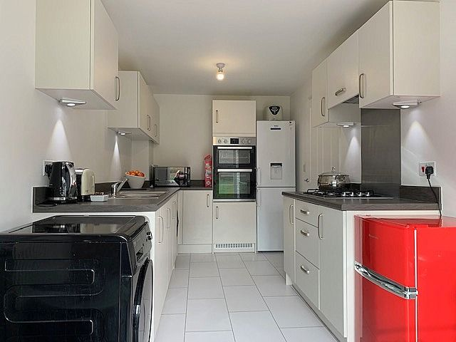 4 bedroom detached house For Sale in Stainton,  Middlesbrough - Kitchen Diner.
