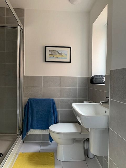 4 bedroom detached house For Sale in Stainton,  Middlesbrough - En-Suite Shower Room.