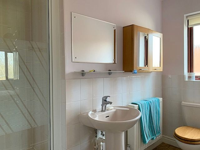 3 bedroom detached bungalow Sale Agreed in Bishop Auckland - En-Suite Shower Room.
