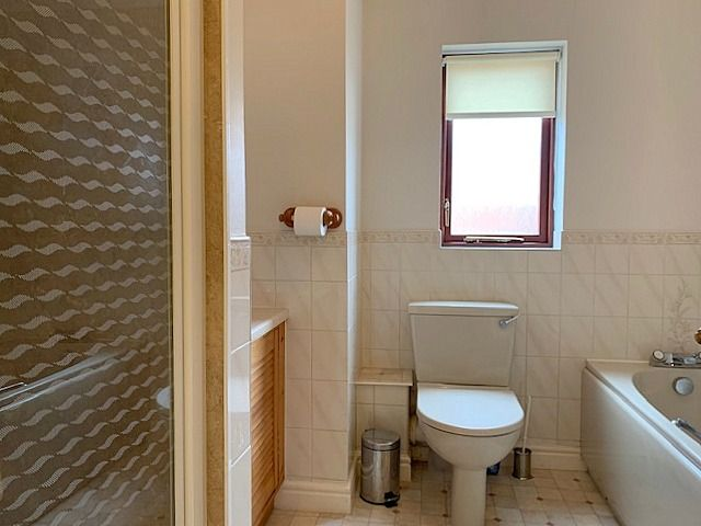 3 bedroom detached bungalow Sale Agreed in Bishop Auckland - Family Bathroom.
