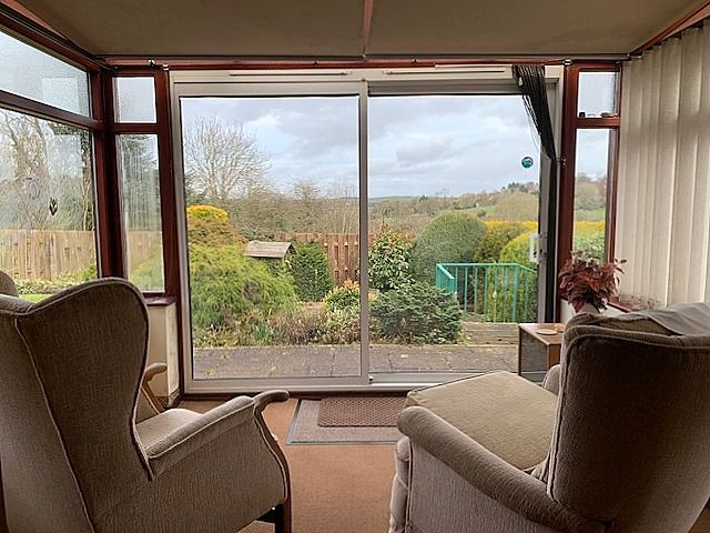 3 bedroom detached bungalow Sale Agreed in Bishop Auckland - Conservatory.