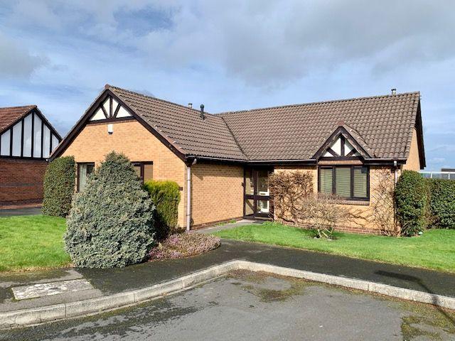 3 bedroom detached bungalow Sale Agreed in Bishop Auckland - Front Elevation.