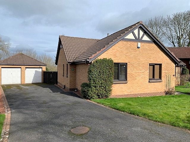 3 bedroom detached bungalow Sale Agreed in Bishop Auckland - Double Garage and Driveway.
