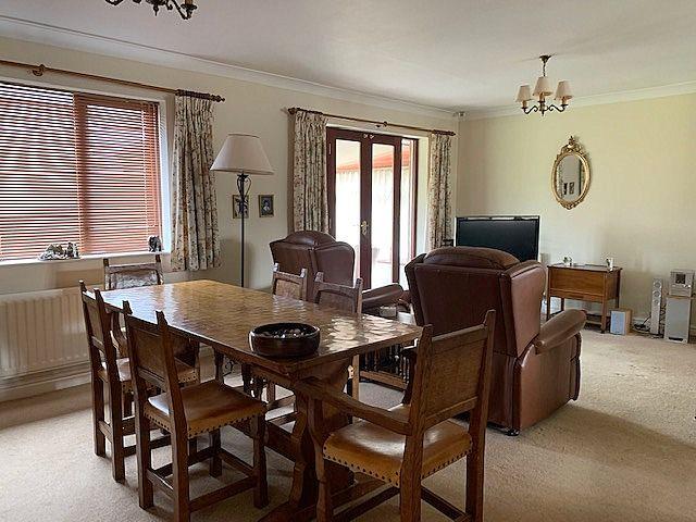 3 bedroom detached bungalow Sale Agreed in Bishop Auckland - Dining Room.