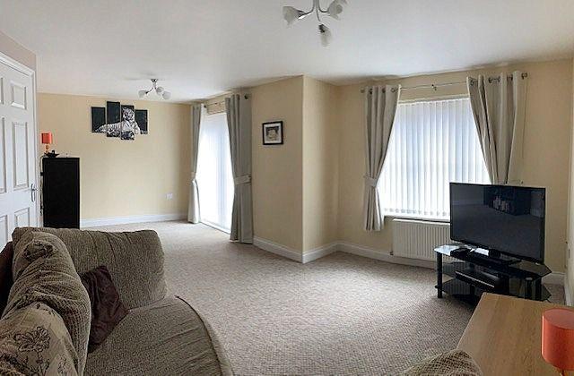3 bedroom detached house For Sale in Bishop Auckland - Lounge Diner.