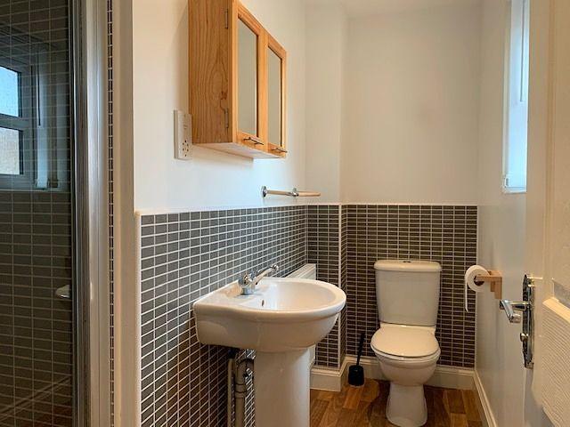 3 bedroom detached house For Sale in Bishop Auckland - En-Suite Shower Room.