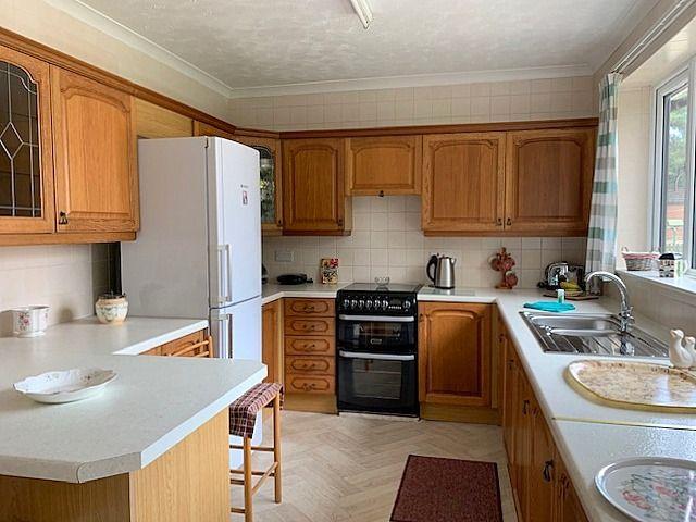 4 bedroom detached bungalow For Sale in Bishop Auckland - Breakfasting Kitchen.