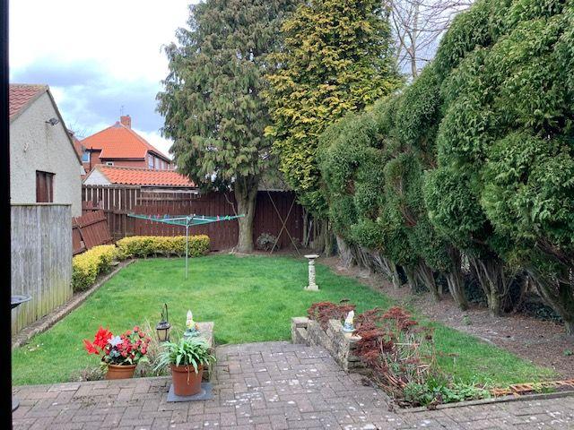 4 bedroom detached bungalow For Sale in Bishop Auckland - Rear Garden.