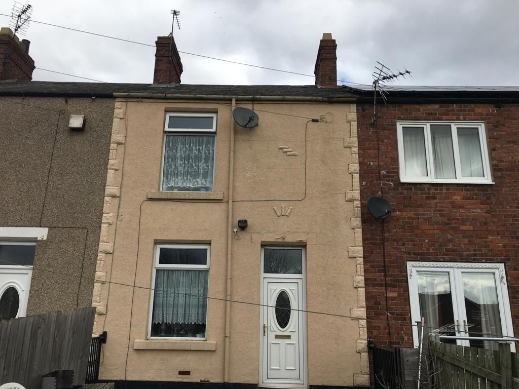 2 bedroom mid terraced house Sale Agreed in Bishop Auckland - Photograph 1.