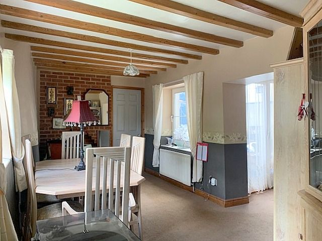4 bedroom end terraced house For Sale in Bishop Auckland - Dining Room.