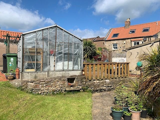 4 bedroom end terraced house For Sale in Bishop Auckland - Rear Garden.