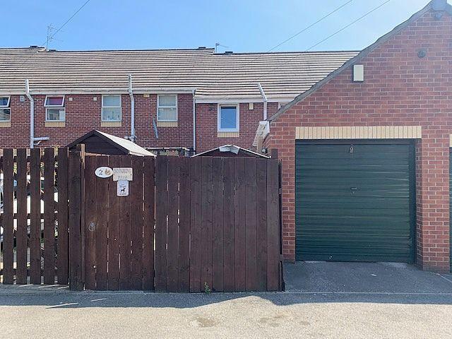 3 bedroom mid terraced house For Sale in Bishop Auckland - Garage.