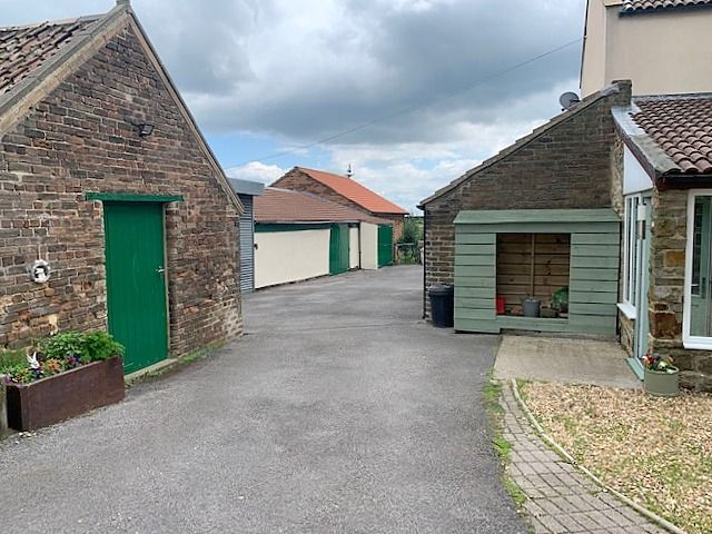 4 bedroom detached house Sale Agreed in Crook - Various Outbuildings.