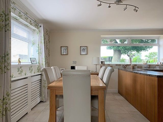 4 bedroom detached house Sale Agreed in Crook - Dining Area.
