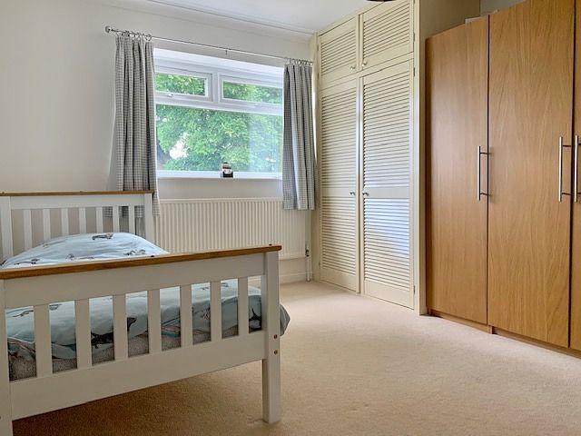 4 bedroom detached house Sale Agreed in Crook - Bedroom Three.