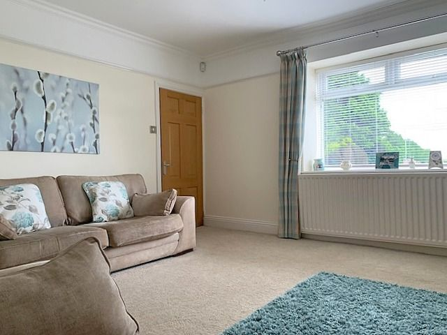 4 bedroom detached house Sale Agreed in Crook - Lounge.