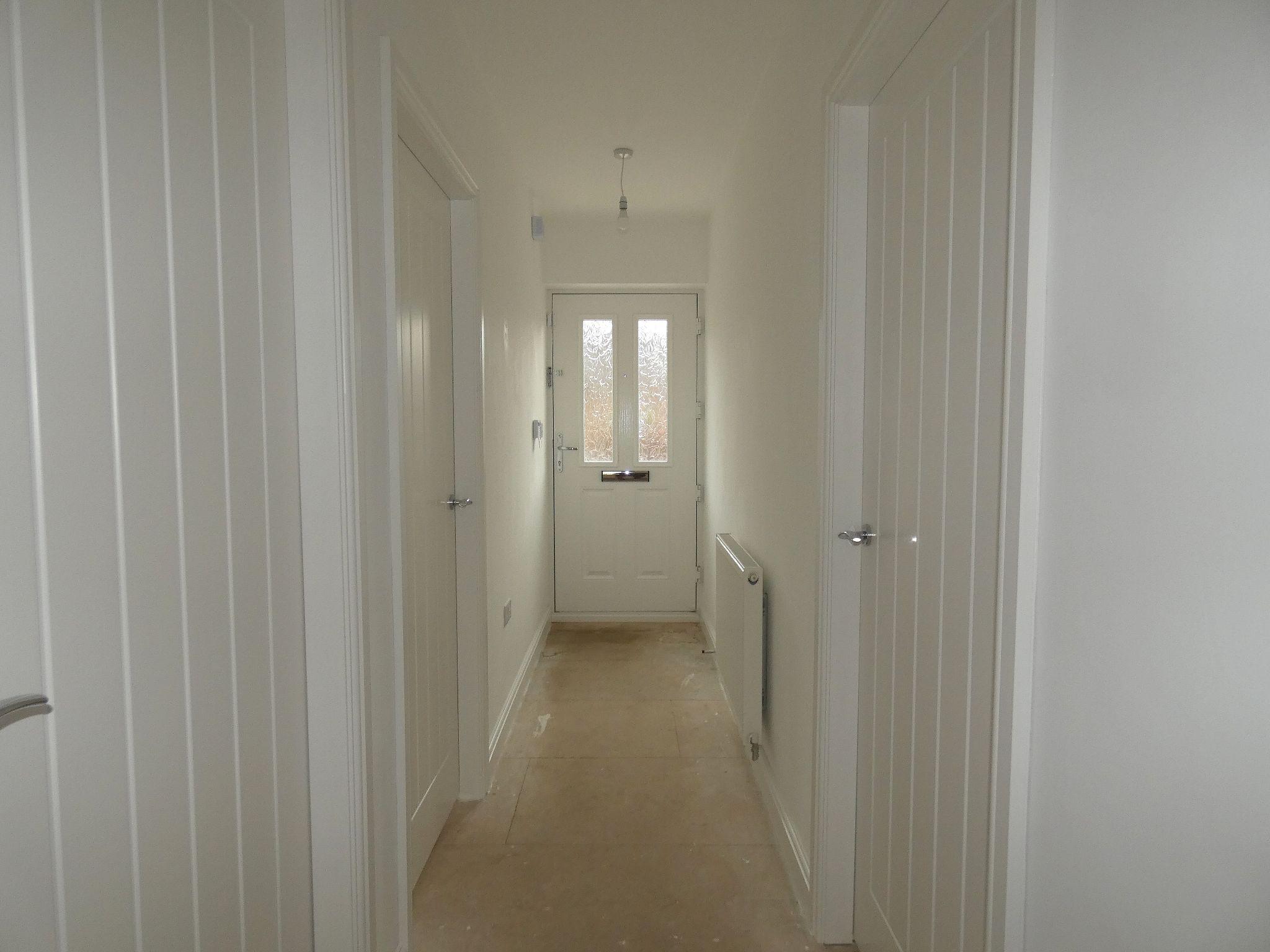 2 bedroom detached bungalow SSTC in Bishop Auckland - Entrance Hallway.
