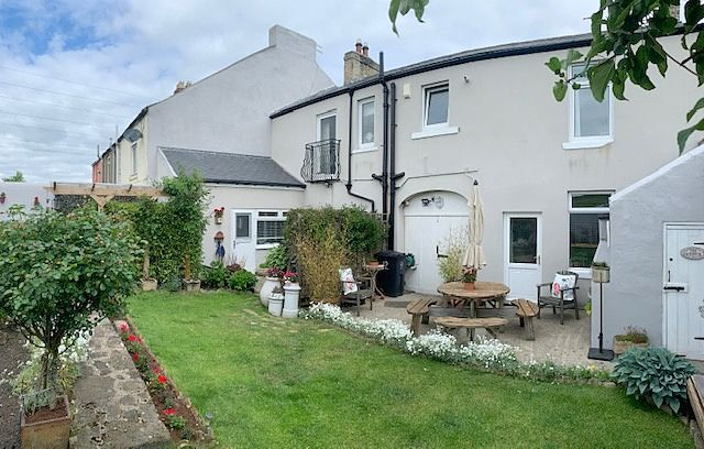 5 bedroom detached house For Sale in Witton Park, Bishop Auckland - Rear Elevation.