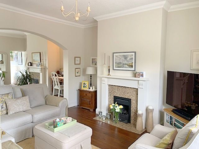 5 bedroom detached house For Sale in Witton Park, Bishop Auckland - Main House:  Lounge.