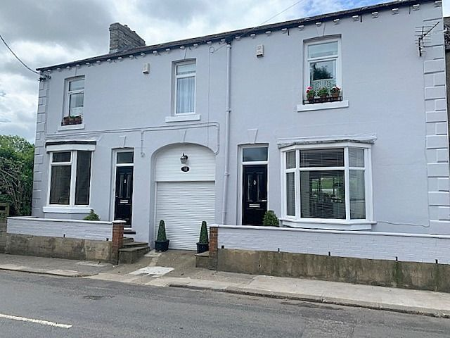 5 bedroom detached house For Sale in Witton Park, Bishop Auckland - 3 Bed House with Attached Cottage.