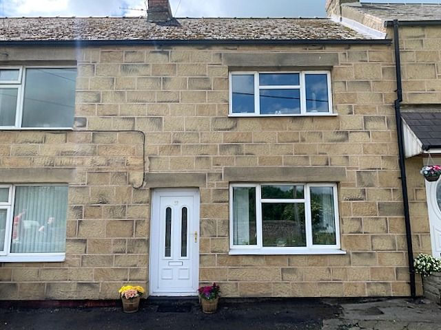 2 bedroom mid terraced house For Sale in Cockfield - Front Elevation.