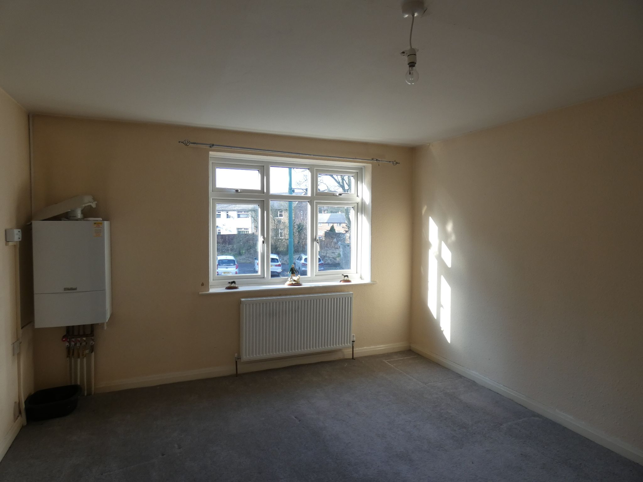 2 bedroom mid terraced house For Sale in Bishop Auckland - Bedroom Two.