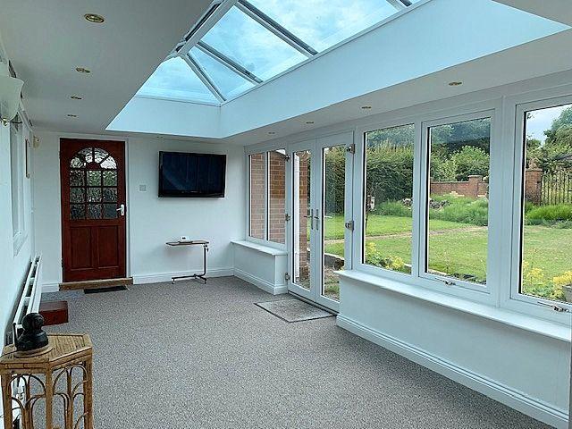 3 bedroom detached bungalow For Sale in Bishop Auckland - Garden Room.
