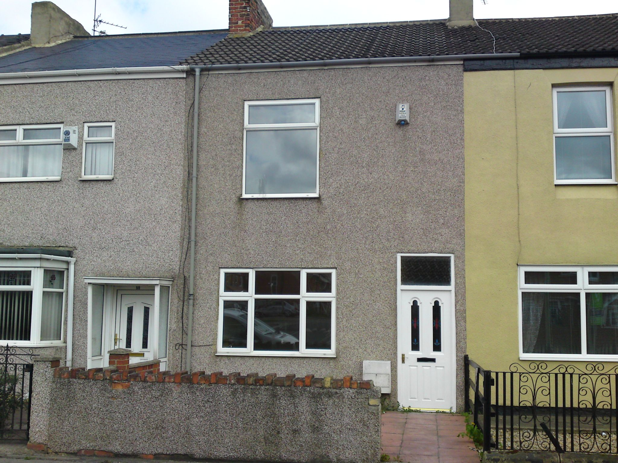 2 bedroom mid terraced house For Sale in Darlington - Photograph 1.