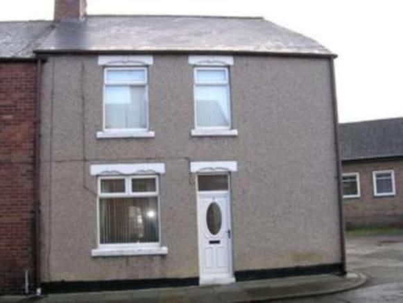 3 bedroom end terraced house For Sale in Crook - Photograph 1.