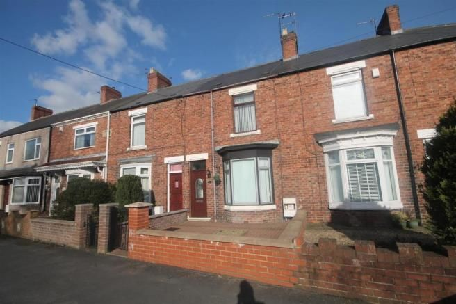 3 bedroom mid terraced house Sale Agreed in Bishop Auckland - Photograph 1.