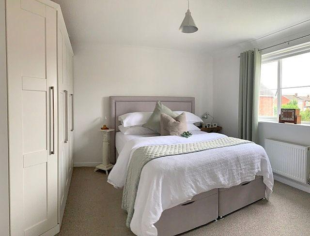 4 bedroom detached house For Sale in Bishop Auckland - Master Bedroom.