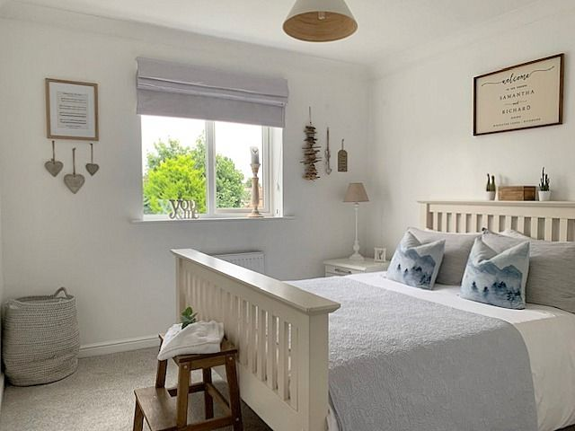 4 bedroom detached house For Sale in Bishop Auckland - Bedroom Two.