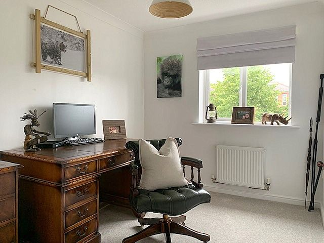 4 bedroom detached house For Sale in Bishop Auckland - Bedroom Three.