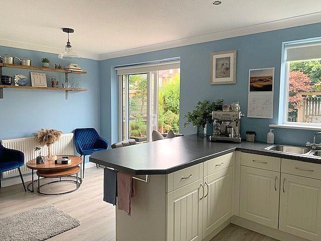 4 bedroom detached house For Sale in Bishop Auckland - Kitchen Diner.