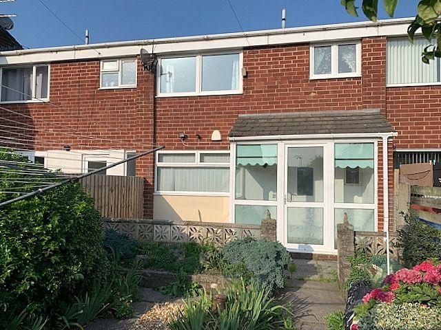 3 bedroom semi-detached house Sale Agreed in Shildon - Rear Elevation.