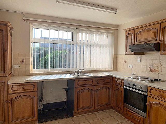 3 bedroom semi-detached house Sale Agreed in Shildon - Kitchen Diner.