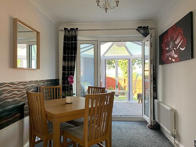 4 bedroom semi-detached house SSTC in Bishop Auckland - Dining Room.
