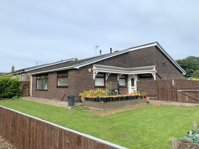 3 bedroom detached bungalow For Sale in Shildon - Photograph 1.