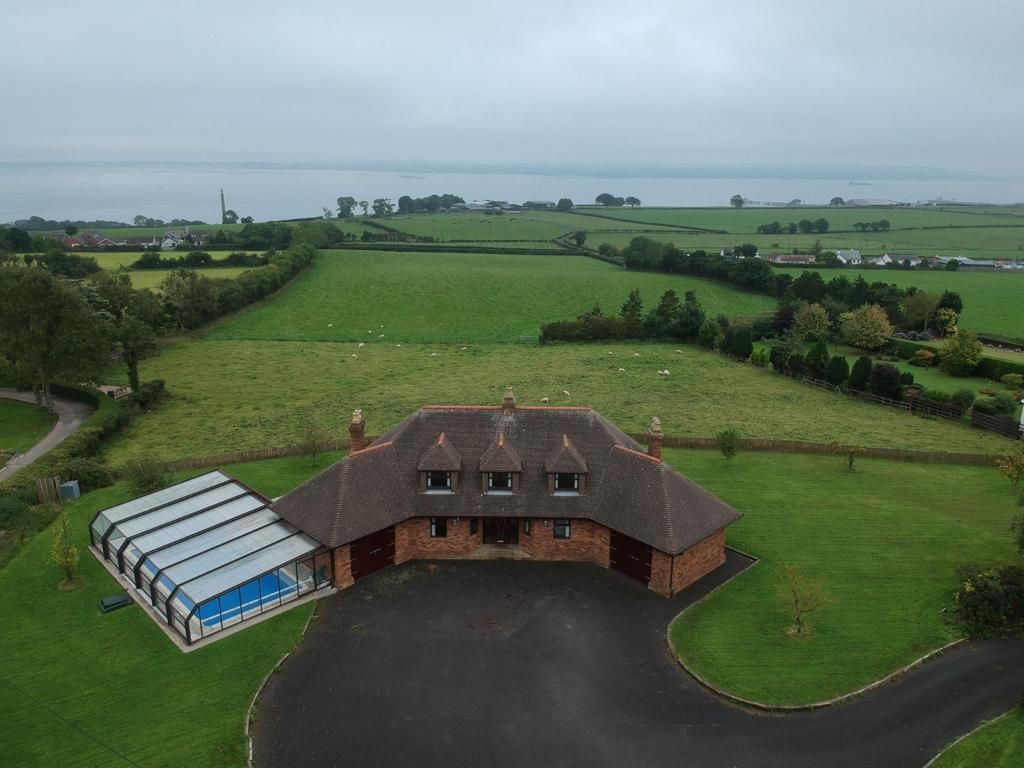 4 bedroom detached house For Sale in Carrickfergus - Photograph 1.