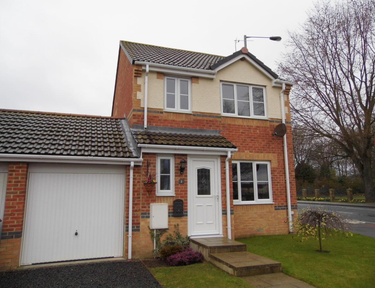 3 bedroom detached house Sale Agreed in St. Helen Auckland - Photograph 1.