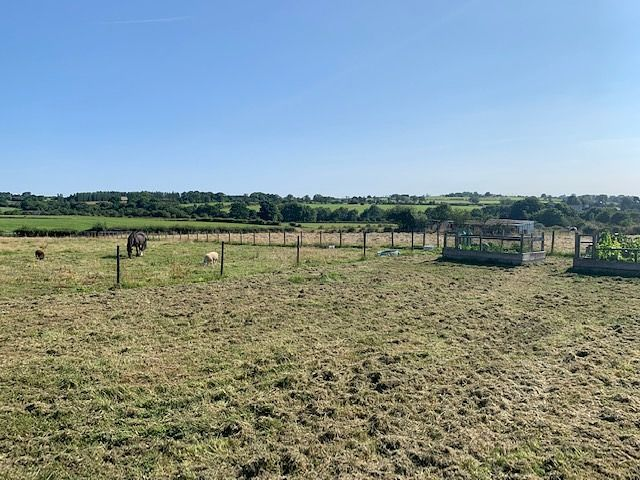 3 bedroom end terraced house Sale Agreed in Butterknowle, Bishop Auckland - 2.18 Acres of Grazing Land.