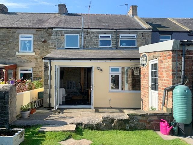 3 bedroom end terraced house Sale Agreed in Butterknowle, Bishop Auckland - Sun Terrace.