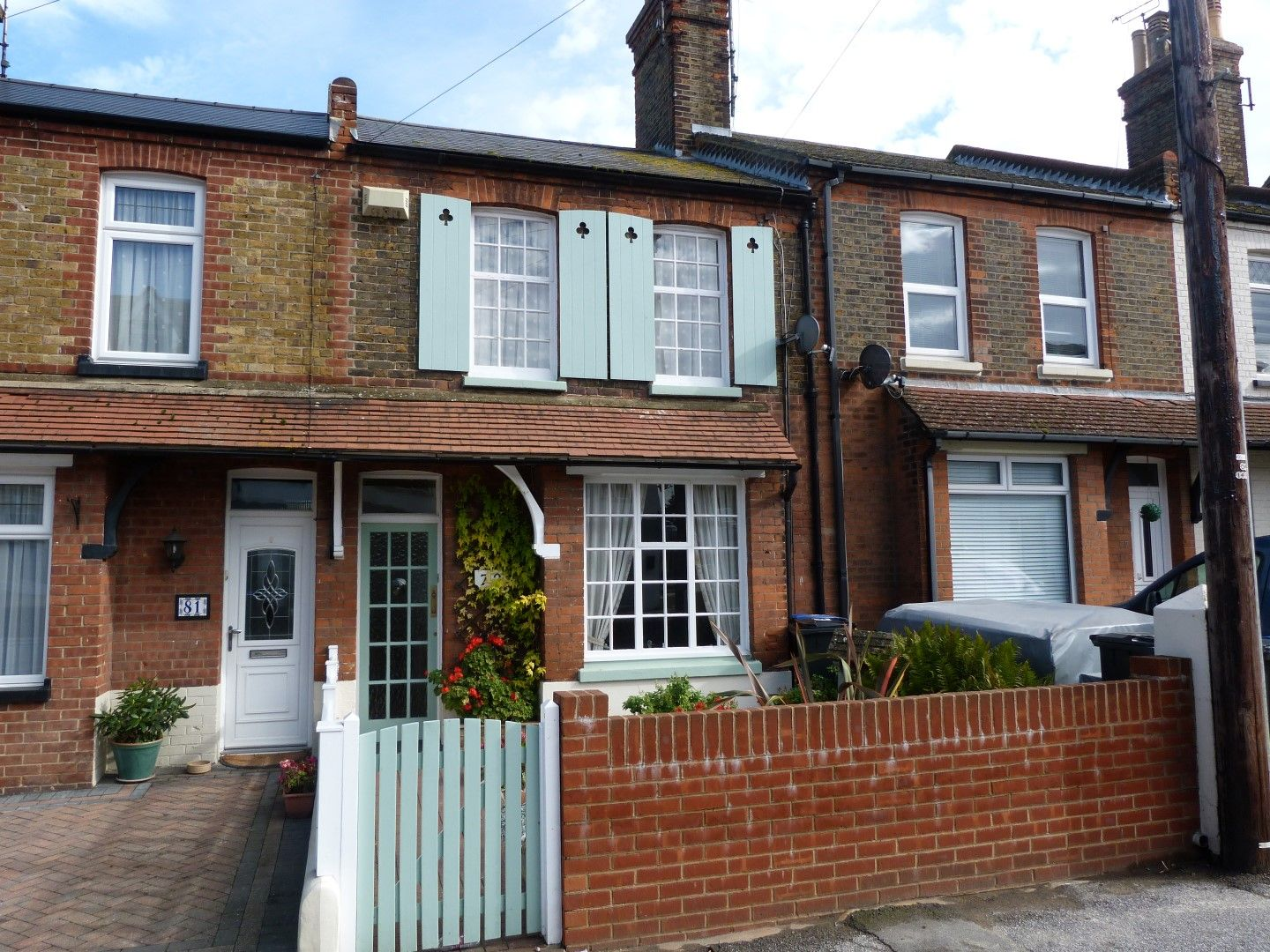 3 bedroom mid terraced house For Sale in Broadstairs - Property photograph